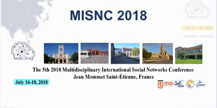 [Call for Paper] MISNC 2018 徵稿